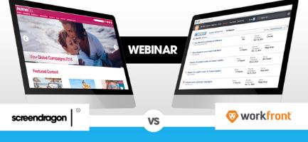 screendragon versus workfront